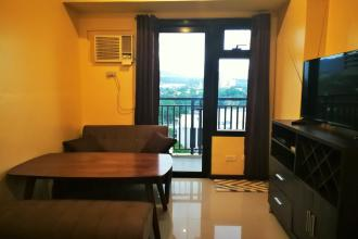 1BR with internet & balcony across UP Cebu for Rent