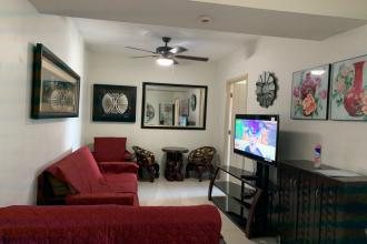 2 Bedroom with Balcony at Jazz Residences Fully Furnished