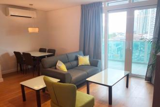 1BR Fully Furnished Condo With Balcony in Greenbelt Makati