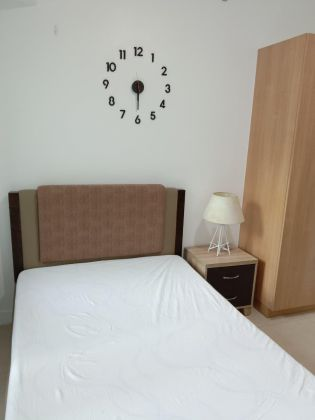 Fully Furnished Studio unit in The Residences at Commonwealth