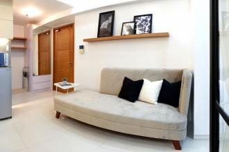Fully Furnished Studio Unit at Icon Plaza for Rent