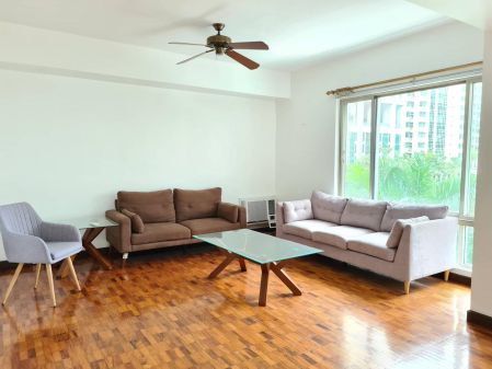 Semi Furnished 2 Bedroom for Rent in One Salcedo Place