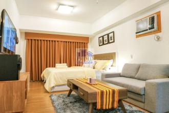 Fully Furnished Studio for Rent at Abreeza Place Davao