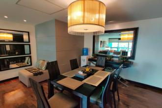 Spacious Furnished 2BR for Rent in The Residences at Greenbelt
