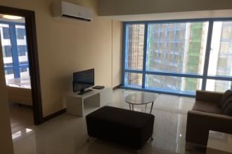 Semi Furnished 1BR for Rent in Two Central Makati