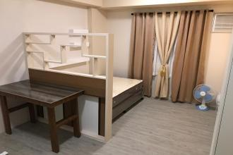 Fully Furnished Studio Unit at Amaia Steps Mandaue for Rent