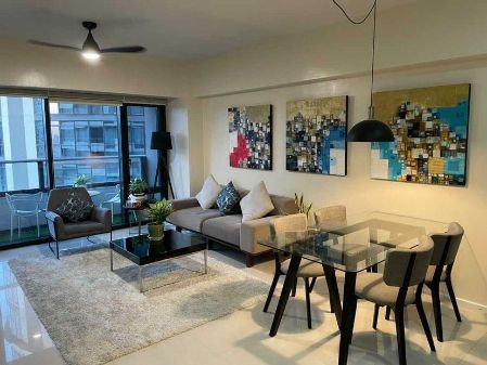 Fully Furnished 1BR for Rent in Arya Residences Taguig