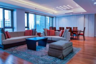 Big 3 Bedroom with Den in Shang Grand Tower Makati for Rent