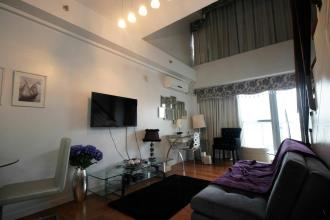 1BR Condo with Balcony for Rent in Eton Residences Greenbelt