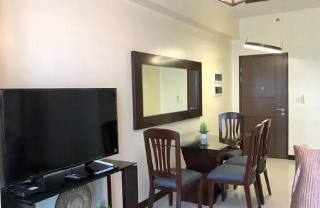Fully Furnished 1 Bedroom Unit at The Florence for Rent
