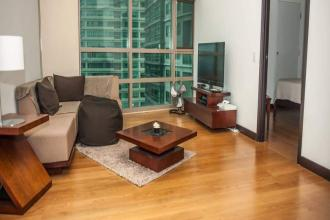 Fully Furnished 1BR Unit at The Residences At Greenbelt