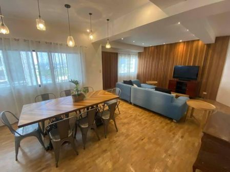 Fully Furnished 3 Bedroom Unit at Parklane for Rent
