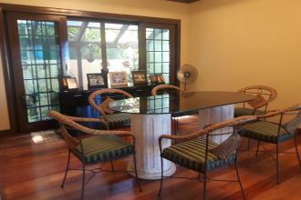 Semi Furnished 4 Bedroom House at Ayala Alabang Village