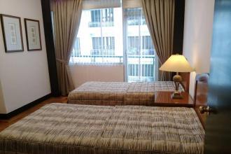 Furnished 2 Bedroom with Balcony in Salcedo Makati