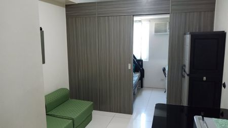 Furnished 1BR for Rent in Green Residences Manila