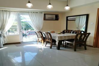 Semi Furnished 3BR Unit at Trion Tower