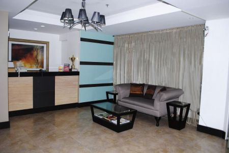Studio Unit Ready for Occupancy at One Capital Condo