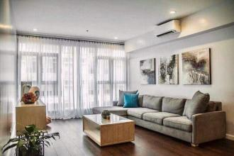 3BR European Style Furnished with Parking at One Maridien BGC