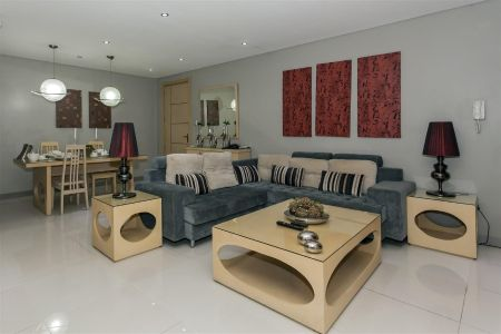 2  Bedroom Condo For Lease in The Luxe Residences Taguig
