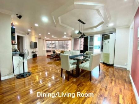 Big 3 Bedroom with Parking at Easton Place Makati