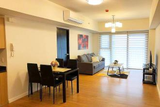 1 BR  Fully Furnished with Balcony at One Maridien Residences Spa