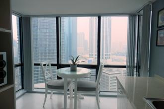 1BR Condo Unit at ADB Avenue Tower for Rent