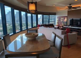 Tastefully Furnished 3BR for Rent in One Rockwell Makati