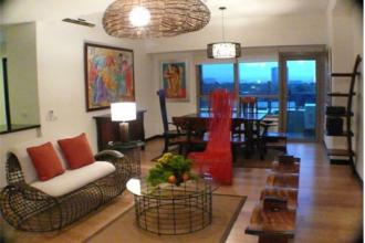 Fully Furnished Two Bedroom Unit At The Residences At Greenbelt
