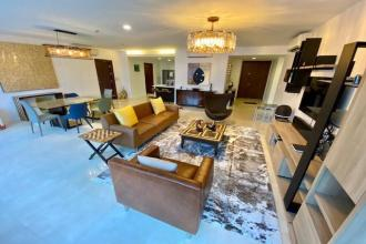 Fully Furnished 3BR at The Suites at One Bonifacio High Street