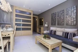 Two Bedroom Fully Furnished Unit at The Lux Residences