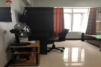 Furnished Studio in Stamford Executive Residences Taguig