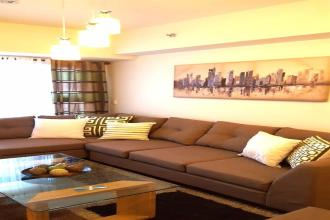 Fully Furnished 1BR Unit with Balcony at One Maridien