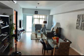 1BR Fully Furnished Unit with Parking at Two Serendra Meranti