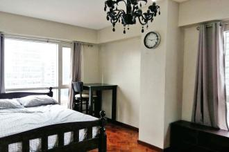 Fully Furnished 1BR with Parking at The Columns Ayala Avenue