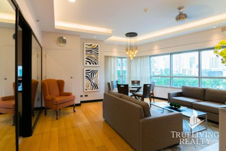 Fully Furnished 3BR Condo for Rent at TRAG, Makati City