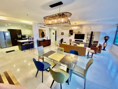 3BR Condo for Lease at The Suites BGC