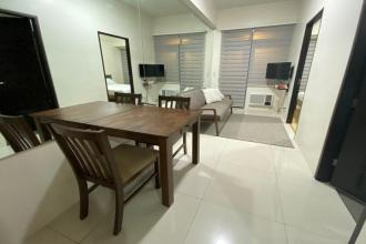 Fully Furnished 1 Bedroom Unit for Rent at Park West