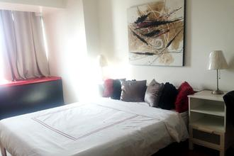 1BR Fully Furnished with Parking at St Francis Shangri Place