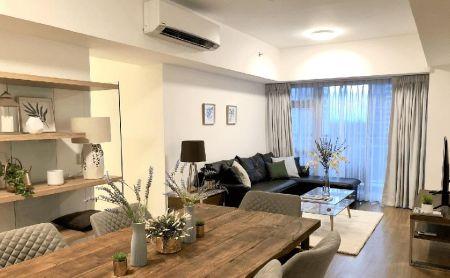 2BR Condo for Rent in Verve Residences, BGC - Bonifacio Global Ci
