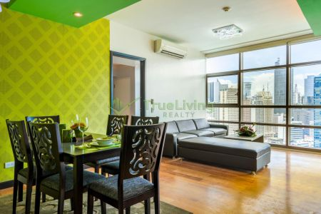 Fully Furnished 1BR Condo for Rent in TRAG, Makati City