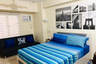 Spacious Fully Furnished Condo in Quezon City