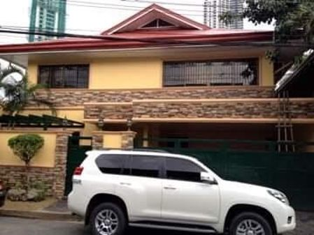Semi Furnished 3BR for Rent in San Miguel Village Makati