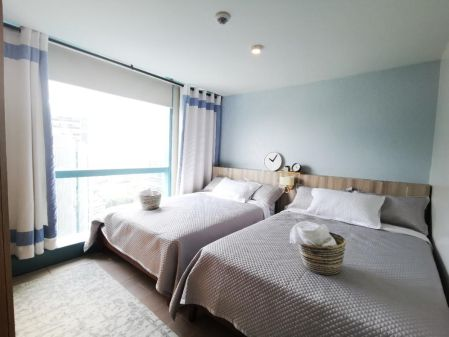 2BR Interior designed in One Uptown Residence BGC