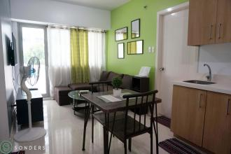 Fully Furnished 2 Bedroom Unit at Commonwealth Quezon City