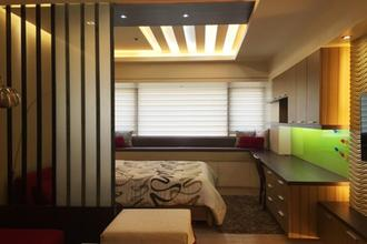 Fully Furnished Studio at One Shangri Place in Ortigas