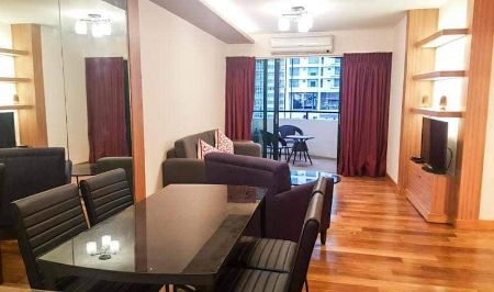 Fully Furnished 1 Bedroom Unit at Antel Platinum Tower for Rent