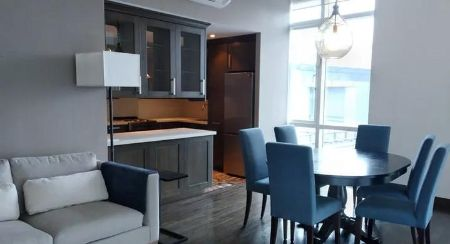2BR Condo for Rent in 8 Forbes Town Road, BGC - Bonifacio Global