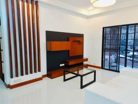 4 Bedroom House at BF Homes Paranaque Unfurnished