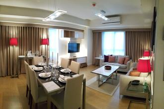 3BR Fully Furnished with Parking at the Grove by Rockwell