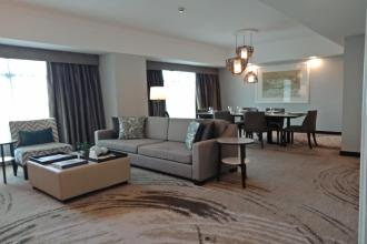 High End 5 Star 3 Bedroom Staff House at Ascott Makati